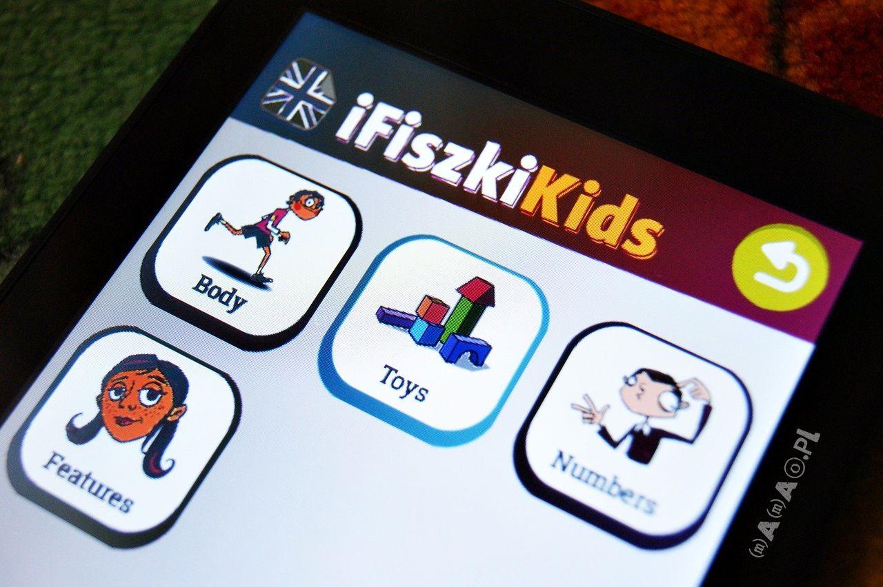 aplikacja do nauki angielskiego dla dzieci