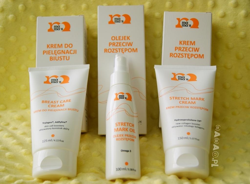 kosmetyki dla przyszłych mam