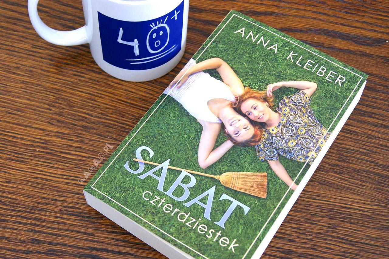 """""""Sabat czterdziestek"""" Anna Kleiber"""
