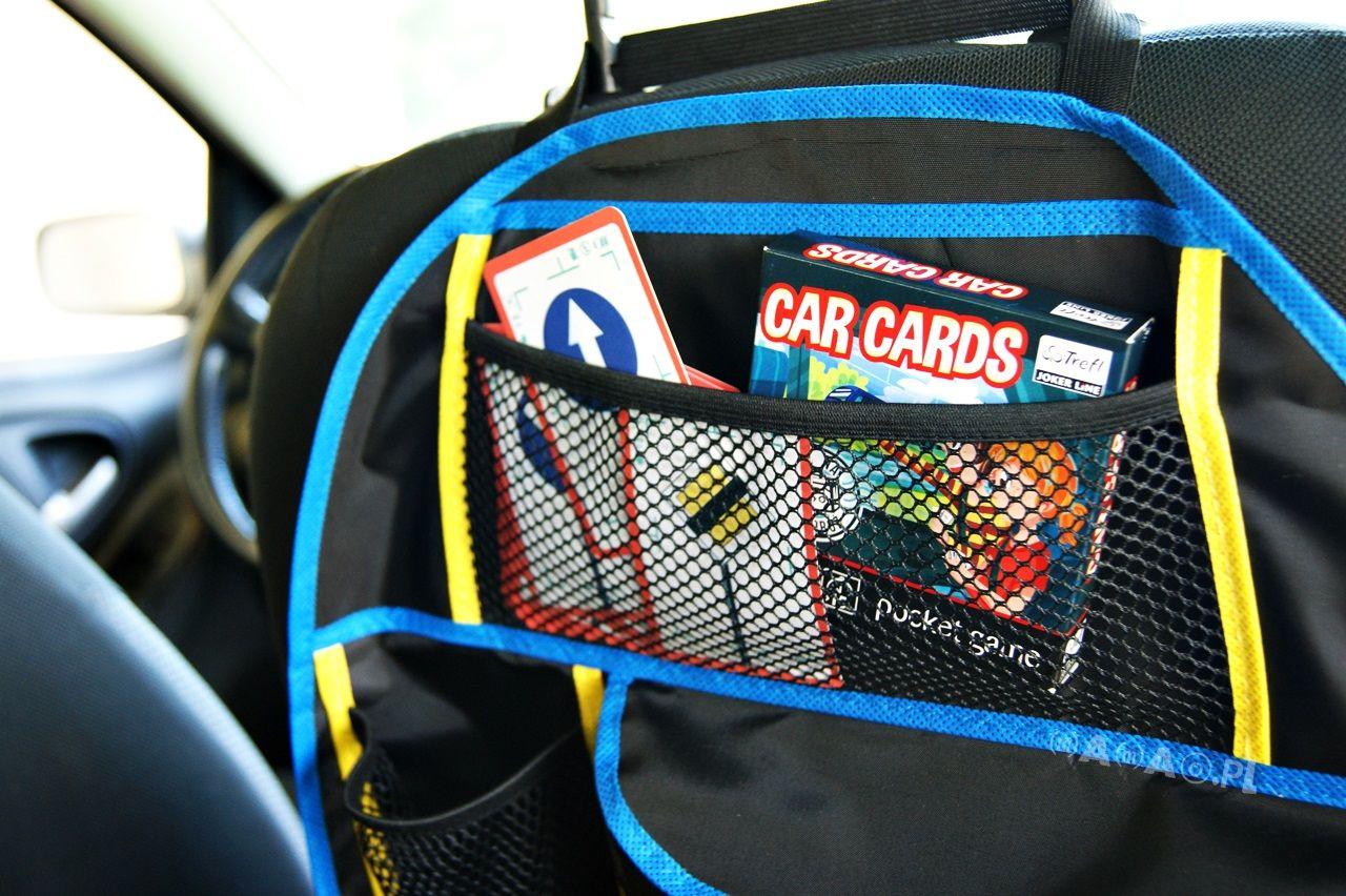 Podróżujesz z dzieckiem? Poznaj CAR CARDS!