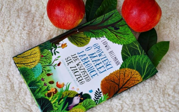 Opowieści o małej jabłonce