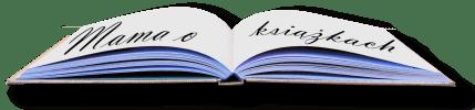 Mama o książkach Logo