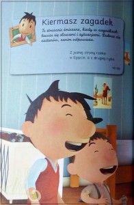 """Książki dla dzieci """"Gry i Zabawy Mikołajka"""""""