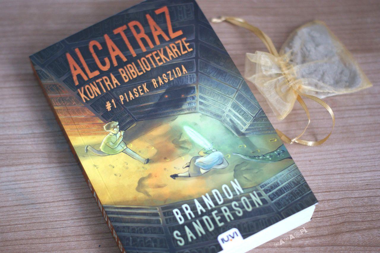 Alcatraz kontra Bibliotekarze