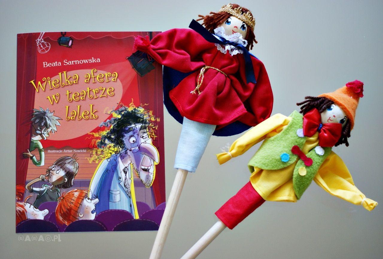 Wielka afera w teatrze lalek