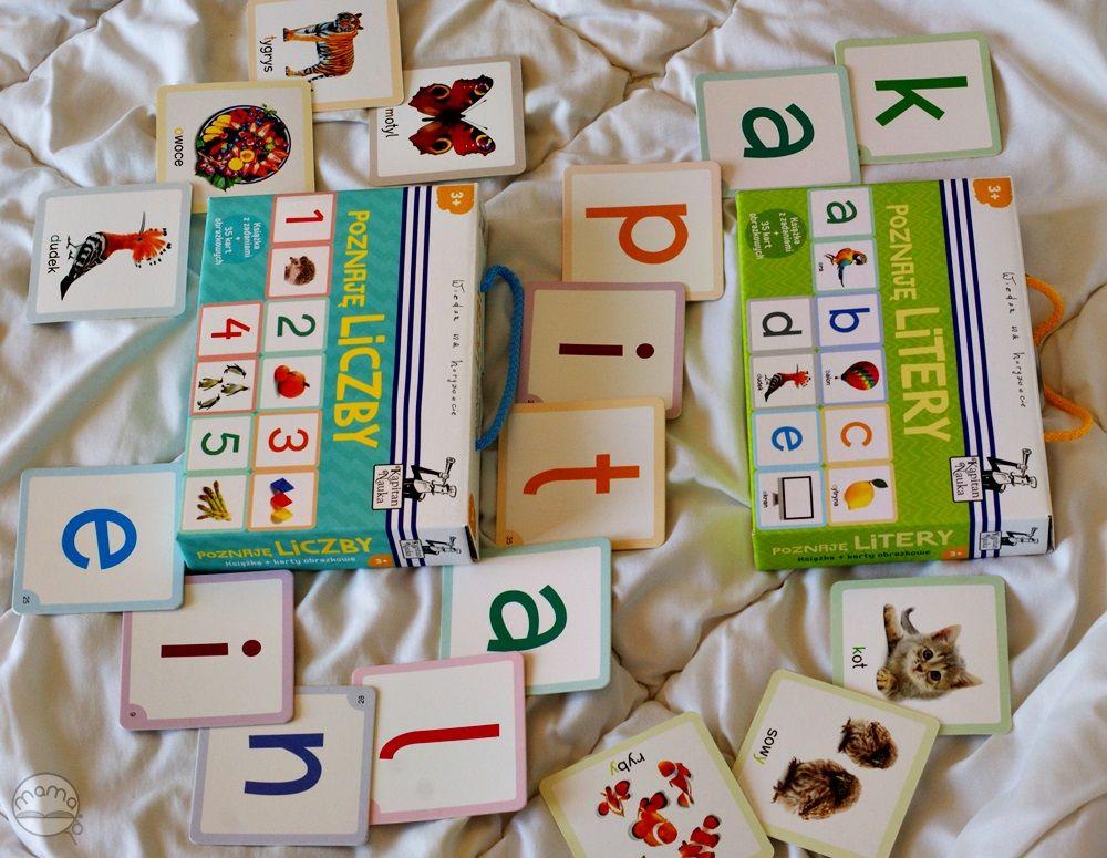 Poznaj litery i liczby