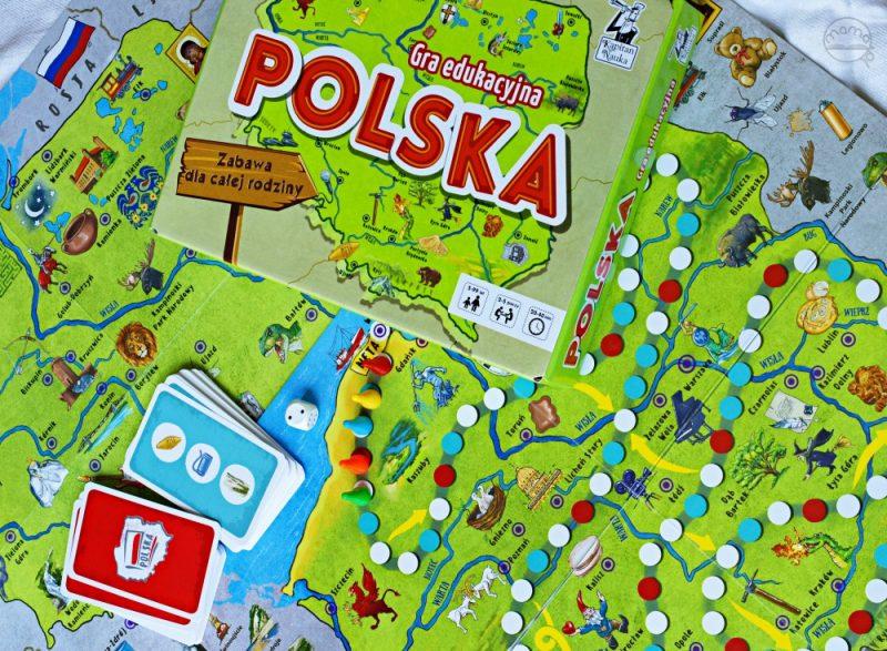 POLSKA! czyli gra edukacyjna na wakacje.