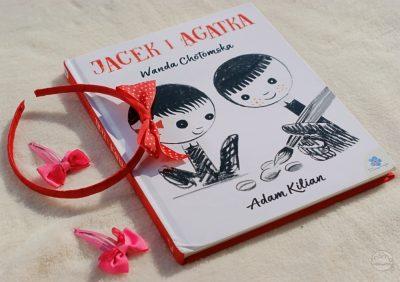 """""""Jacek i Agatka"""" Wanda Chotomska"""