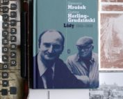 Sławomir Mrożek, Gustaw Herling-Grudziński